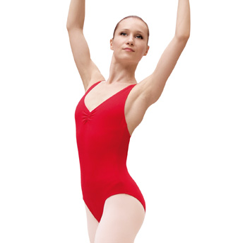 Lorelai Women's Sleeveless Leotard - Style No L2521C