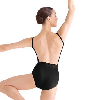 Adult Camisole Anglaise Leotard - Style No L3030