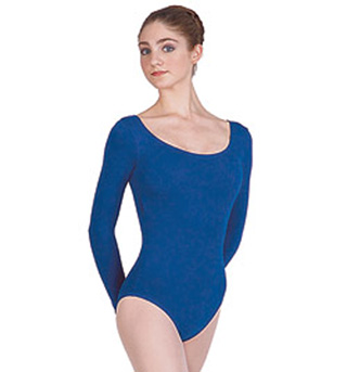 Adult Long Sleeve Leotard - Style No L5409x