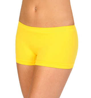Adult/Child Mini Dance Shorts - Style No LB900