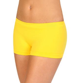 Adult/Child Mini Dance Shorts - Style No LB900