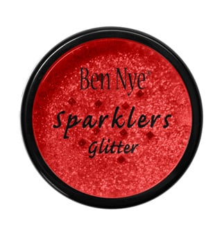 Fire Red Sparklers Glitter .5oz - Style No LD2