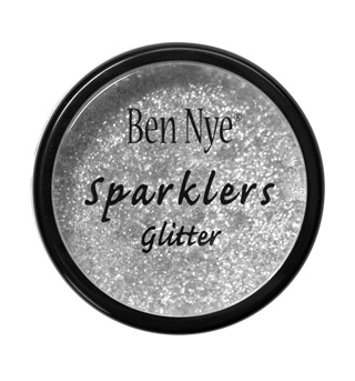 Silver Sparklers Glitter .5oz - Style No LD4
