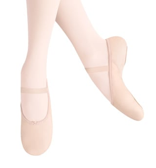 Adult Stretch Split Sole Ballet Slipper - Style No LS2006L