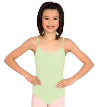 Girls Seam Camisole Leotard - Style No M207CD