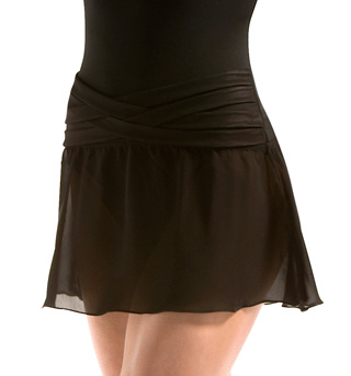 Adult Mesh Weave Skirt - Style No MJ7002