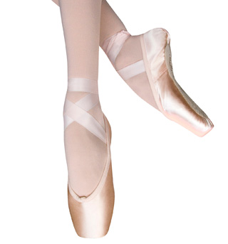 Adult Elegance Pointe Shoes - Style No MS138