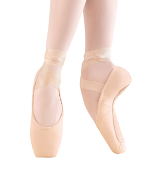 Adult Whisper Matte Pointe Shoes - Style No MS141