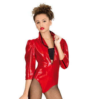 Gaga 3/4 Sleeve Leotard - Style No N7033