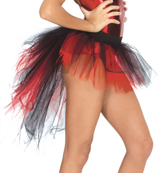 Adult Tutu With Bustle - Style No N7036