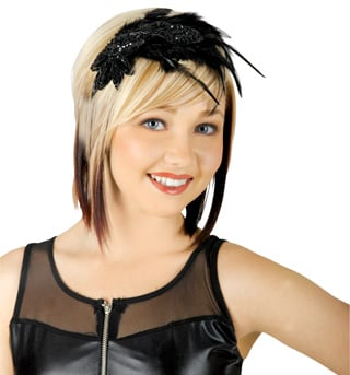 Feather Headband - Style No N7077