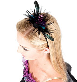 Feather Headband - Style No N7109