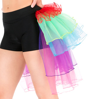 Adult Rainbow Bustle Tutu - Style No N7131