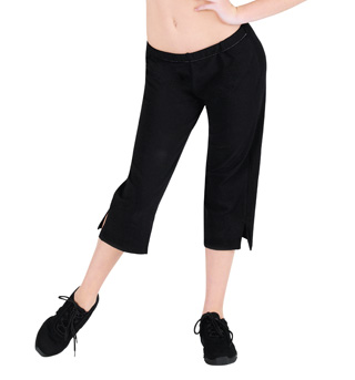 Adult Cotton Capri Pants - Style No N8010