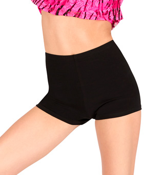 Child Super Shorts Bike Dance Shorts - Style No N8061C