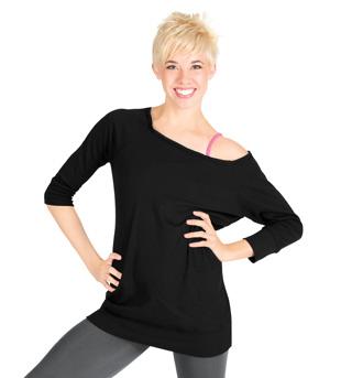 Adult 3/4 Sleeve Sweatshirt - Style No N8271