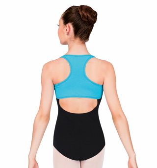Adult Racer Back Tank Leotard - Style No N8610