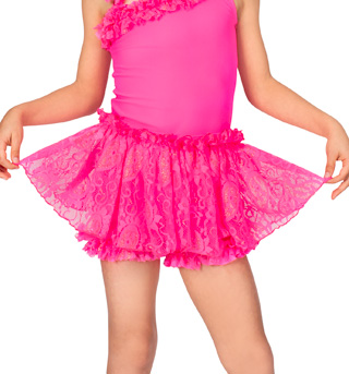 Child Lace Skort - Style No N8681C