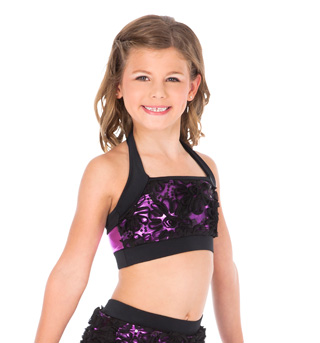 Child Halter Bra - Style No N8718C