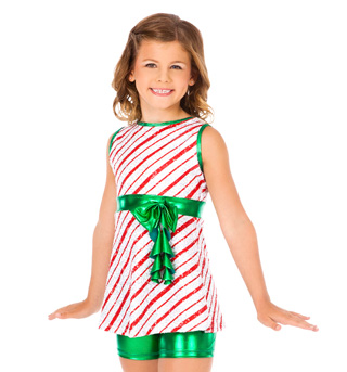 Limited Edition Child Tunic Top and Shorts - Style No N8720Cx