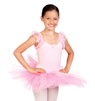 Child 5 Layer Tutu Skirt - Style No NF8504Cx