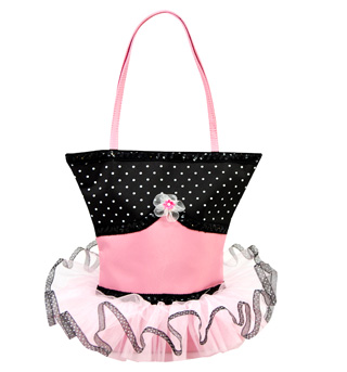 Tutu Cute Polka Dot Tote - Style No NOR02