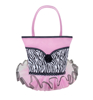 Tutu Cute Zebra Tote - Style No NOR03
