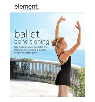 Element Mind & Body Experience: Ballet Conditioning DVD - Style No NSDV15351