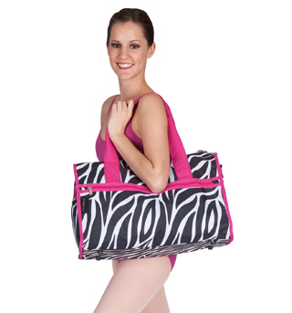 Duffle Zebra Bag - Style No NZ219JBWP