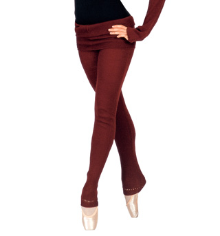 Adult Pants with Roll-Over Waist - Style No P0928