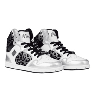 Adult Glam Pie Leopard Sneakers - Style No PA123022
