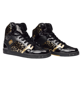 Adult Glam Pie Cheetah Sneakers - Style No PA133120
