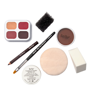 Brown:Medium Creme Personal Kit - Style No PK5