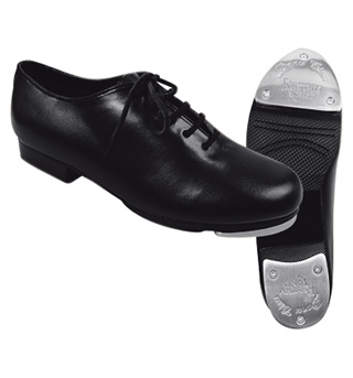Child Lace Up Tap Shoe - Style No PTM100