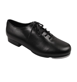 Adult Lace Up Tap Shoe - Style No PTM101