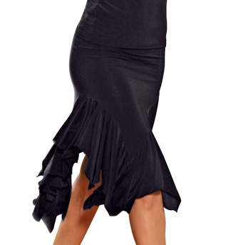 Ladies Flounce Skirt - Style No S24