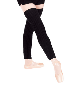 Women's Cable Legwarmers - Style No SB106
