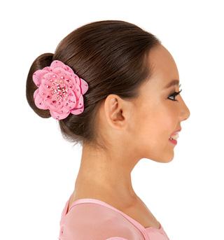 Silk Flower Hair Clip - Style No SF