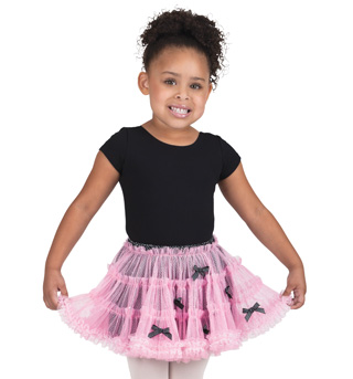 Child Ribbon Tutu - Style No SK741x