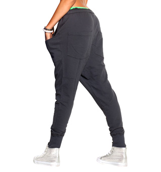 Adult Hollywood Harem Pant with Pockets - Style No SS7040Px