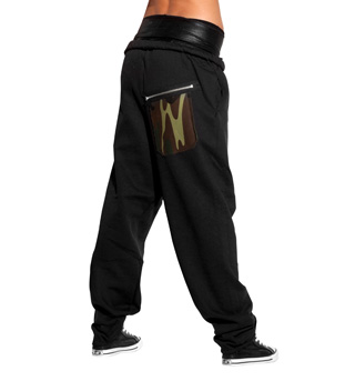 Adult Harlem Hip Hop Pants - Style No SS8050