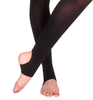 Girls Stirrup Tights - Style No T0938G