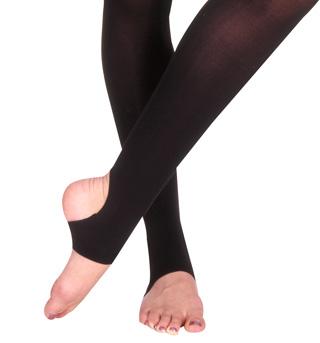 Girls Stirrup Tights - Style No T0938G