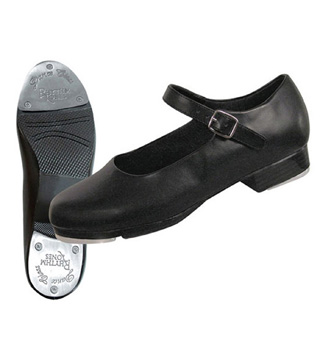 Adult Buckle Strap Tap Shoe - Style No T401