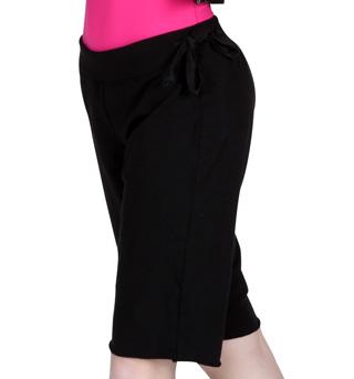 Performance Essentials Side Tie Dance Short - Style No T7003R