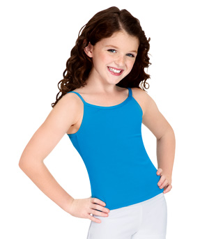 Girls Team Basics Camisole Top  - Style No TB104C