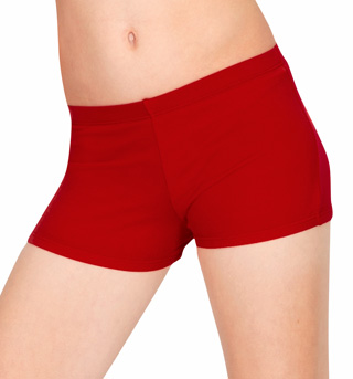 Adult High Cut Dance Shorts - Style No TB108