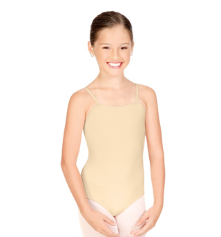 Child Classic Square Neck Camisole - Style No TB49Cx