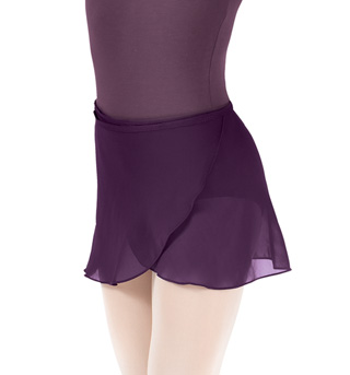 Girls Ballet Wrap Skirt - Style No TH5109C