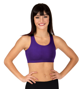 Adult Racerback Bra Top - Style No TH5511